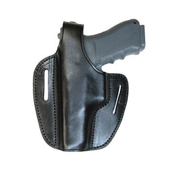 Semi-auto Pancake-style Stallion Leather Concealment Holster (Pistol not included)