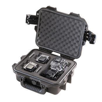 Black Pelican Hardigg iM2050 Storm Case for GoPro Camera (Cameras and Accessories not Included)