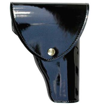 High Gloss Semi-Auto/Revolver Stallion Leather Honor Guard Holster