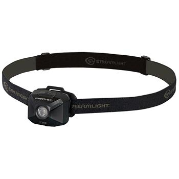 Black Streamlight QB LED Headlamp
