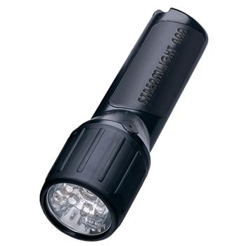 Black Streamlight 4AA Propolymer LED Flashlight