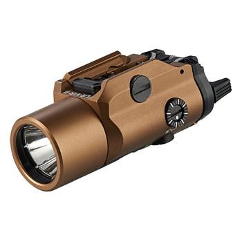 Coyote Streamlight TLR-VIR II rail mounted tactical light