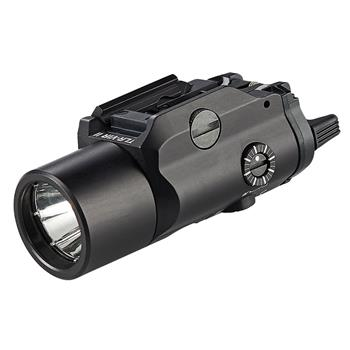 Black Streamlight TLR-VIR II is a rail mounted tactical light