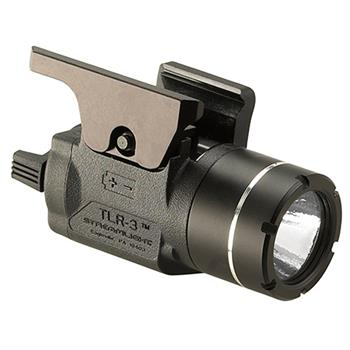 Black Streamlight TLR-3 Weapon Light