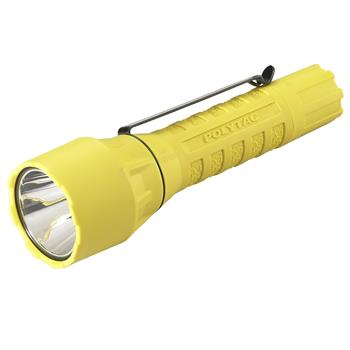 Yellow Streamlight PolyTac LED HP Flashlight