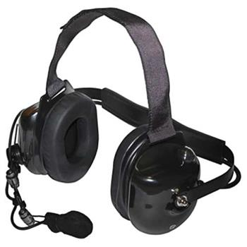 Black Modular Titan Extreme High Noise Headset